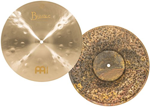 - Meinl Cymbals B13JTH Byzance 13-Inch Jazz Thin Hi-Hat Cymbal Pair (VIDEO)
