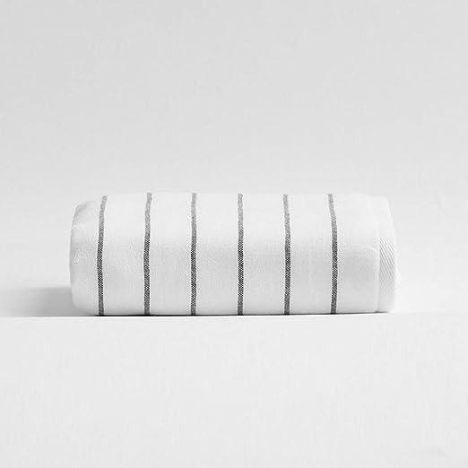 YING 22 Toalla baño algodón Gris Microfibra Grande suavidad Toalla ...