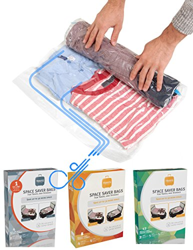 vacuum bags for luggage - 6