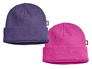 9a836e160a3 Baby Beanie Cap Hat Skull Cap Newborn Infant - Thermal Purple Hot Pink - 0