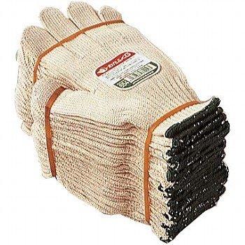 おたふく手袋/純綿軍手 おたふくG 12双入×10セット[総数120双]/品番:654 B01MR00RN3