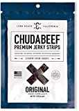 Chudabeef Original Premium Beef Jerky, All Natural Craft Jerky Snack Packs, Perfect for Hiking Camping or Snacking Larger Image