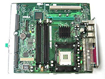 Genuine Dell XF826 P4 MotherBoard for Optiplex GX270 Small Desktop (SDT) Systems Compatible Part Numbers: R2472, J2865, U1324, DG279, H1105, H1489, FG011, CG566, R0786, N6780