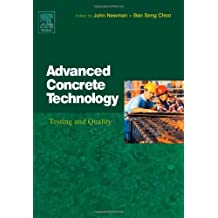 Advanced Concrete Technology 4: Testing and Quality