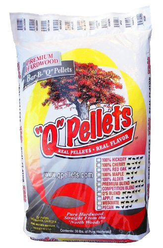 Q Pellets BBQ Grilling Smoking Pellets