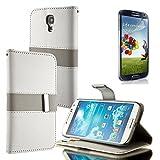 Samsung Galaxy S4 case, Moreyoulike Wallet PU