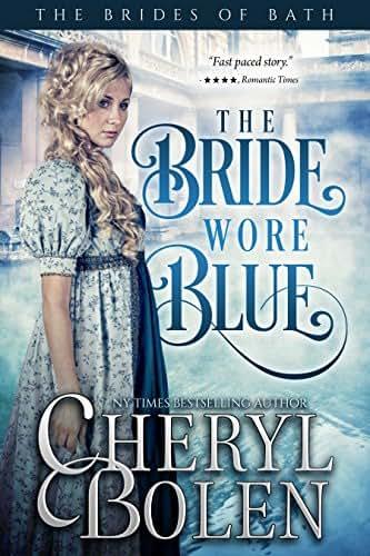 The Bride Wore Blue (The Brides of Bath Book 1)