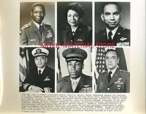 The Different Drummer Blacks In The Military Military History 8x10