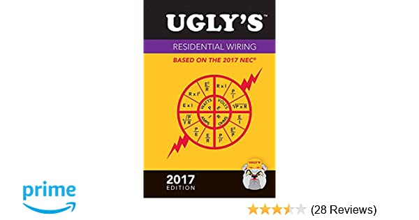 ugly s residential wiring 2017 edition jones bartlett learning rh amazon com Six Lead Motor Wiring Diagram 6 Lead 3 Phase Motor