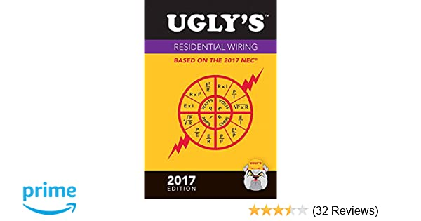Ugly's Residential Wiring, 2017 Edition: Jones & Bartlett Learning on electrical book, hose book, parts book,