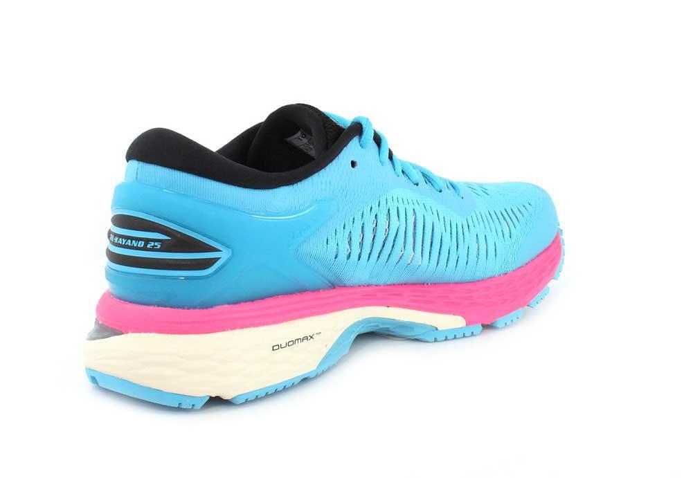 ASICS Gel-Kayano 25 Men's Running US|Aquarium/Black Shoe B077MMTFPQ 11.5 B(M) US|Aquarium/Black Running 97d567