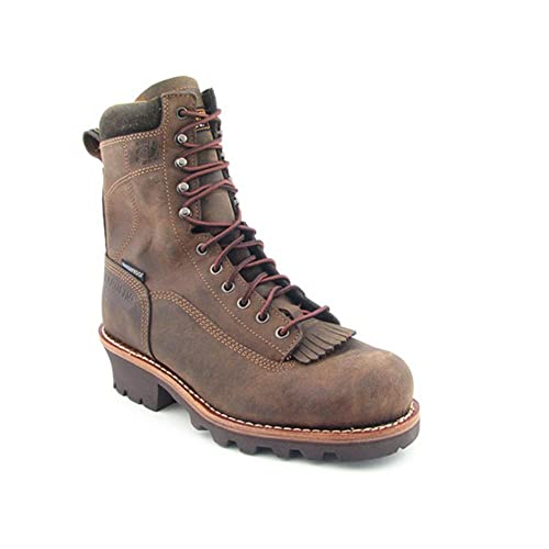 106252d09b9 Carolina Boots: Men's 8 Inch Waterproof Logger Boots CA7022