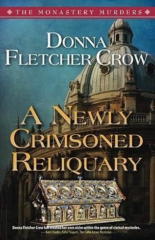 book cover of A Newly Crimsoned Reliquary