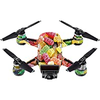 Skin For DJI Spark Mini – Sour Candy | MightySkins Protective, Durable, and Unique Vinyl Decal wrap cover | Easy To Apply, Remove, and Change Styles | Made in the USA