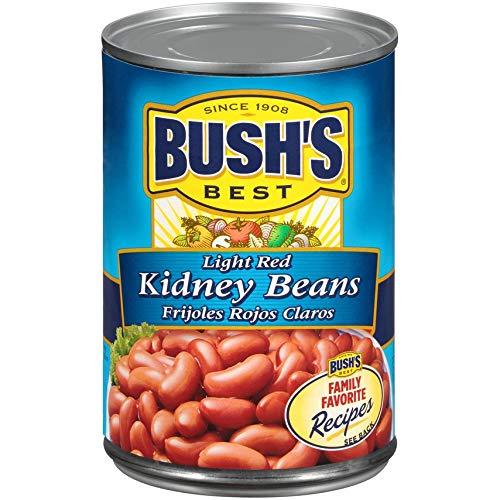 - Bush's Best Light Red Kidney Beans 16 oz