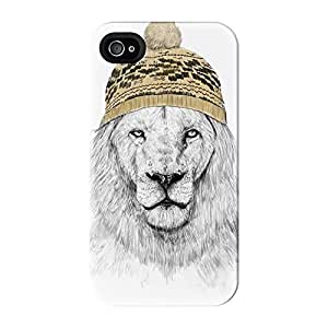 Winter Is Here Full Wrap High Quality 3D Printed Case for iPhone 4 / 4s by Balazs Solti + FREE Crystal Clear Screen Protector