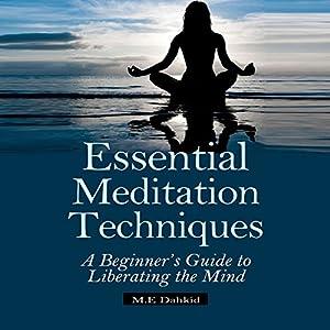 Essential Meditation Techniques Audiobook