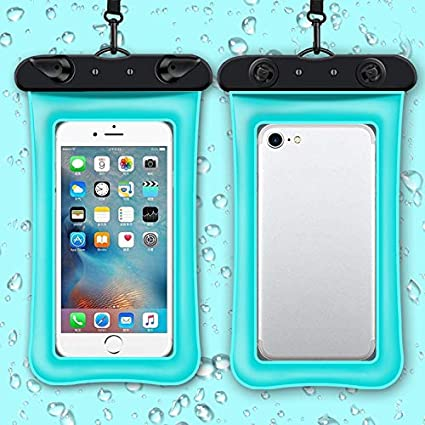 Galaxy S10//S9//S8 Google Pixel Note 8 HTC12 and up to 6.5 Floating Waterproof Case Compatible with iPhone Xs//XS Max//XR//X//8//8 Plus//7//7 Plus Universal Waterproof Case,IPX8 Waterproof Phone Pouch