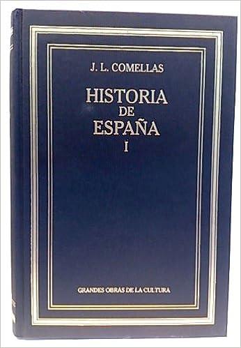 Historia De España I. Prehistoria, Edad Antigua Y Edad Media ...