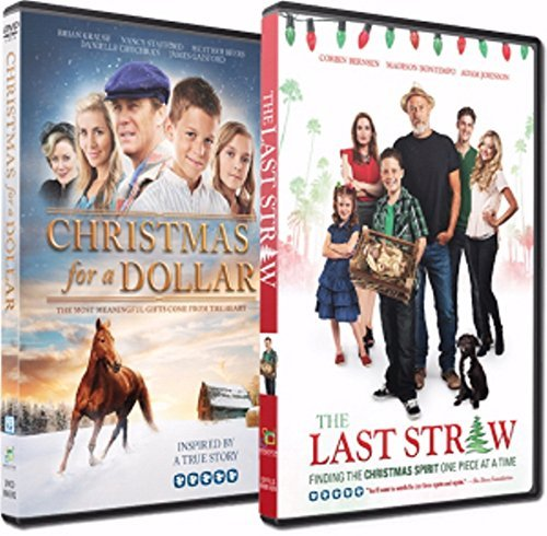 Christmas For A Dollar / The Last Straw (2 DVD SET)