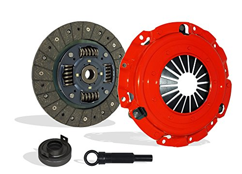 (Clutch Kit Works With Mitsubishi Eclipse Spyder Gs Se Hatchback Convertible 2006-2012 2.4L 2378CC l4 GAS SOHC Naturally Aspirated (Stage 1))