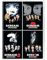 Scream 4-Movie Collection [DVD]