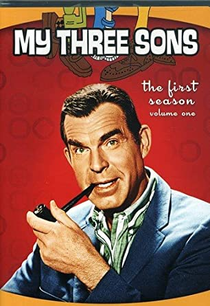 Amazon com: My Three Sons: Season 1, Vol  1: Fred MacMurray, William