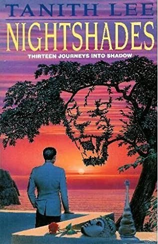 book cover of Nightshades