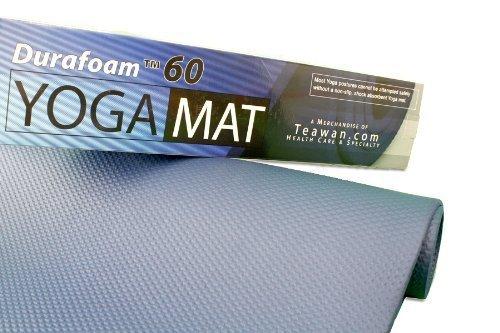Extra Thick Yoga / Exercise / Pilates Mat: Durafoam 60 by GlobMar