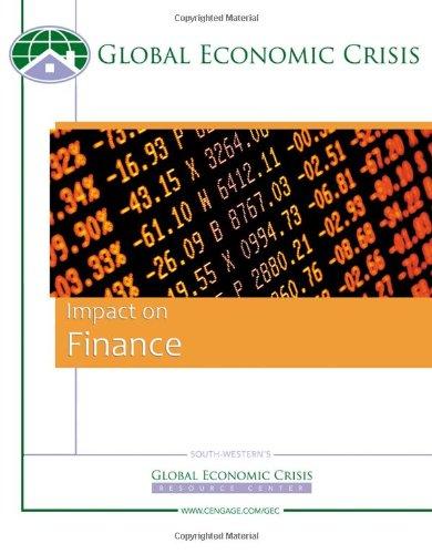Custom Enrichment Module: Global Economic Watch: Impact on Finance