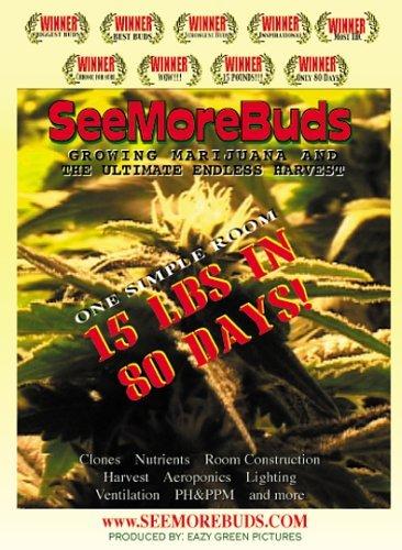 GROW Marijuana the Ultimate Endless Harvest - 15lbs in 80days !!