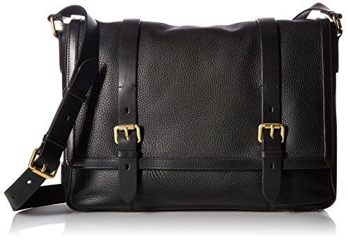 leather messenger bag cole haan - 1