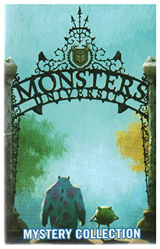 Disney Pin - Monsters University Mystery Set