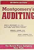 img - for Montgomery's Auditing book / textbook / text book