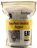 Black peppercorns are biting and pungent with hints of pine and citrus. We have slow smoked these cracked peppercorns with aged bourbon barrels which give them a wispy hint of smoke and a subtle oaky flavor that is reminiscent of fine Kentucky bourbo...