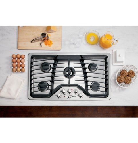 36in gas cooktop - 1