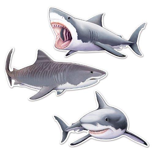 shark birthday items - 8