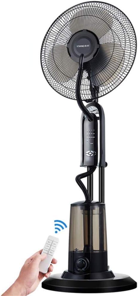 Ventilador Industrial Ventilador nebulizador con Ventilador de ...