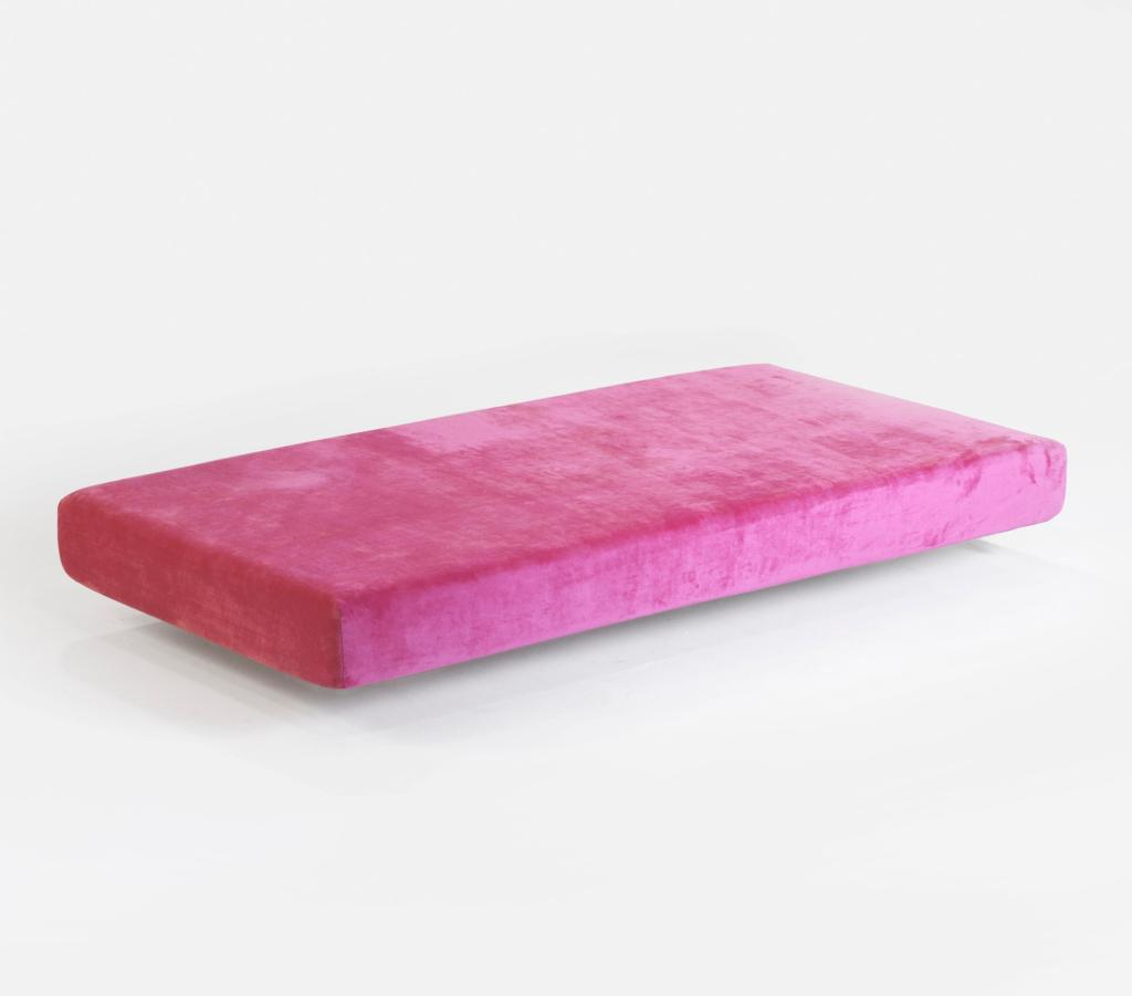 Memory Foam Kidz Twin Size 8 Inch Youth Mattress With Waterproof Cover Pink Home