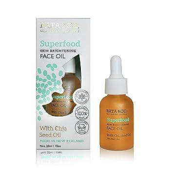 Amazon.com: Rata & Co. New Zealand Naturals - Aceite facial ...