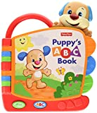 Best Fisher-Price Book For A One Year Olds - Fisher-Price Laugh & Learn Puppy's ABC Book Review