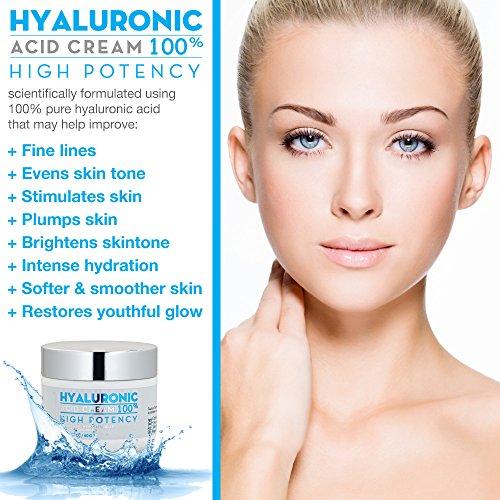 Buy the best hyaluronic acid cream