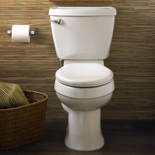 033056648025 - American Standard 5325.010.020 Champion Slow Close Elongated Toilet Seat, White carousel main 1