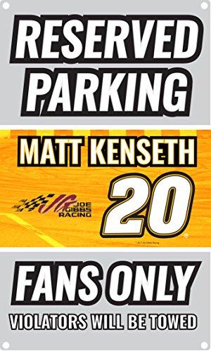 Matt Kenseth  20 Metal Sign