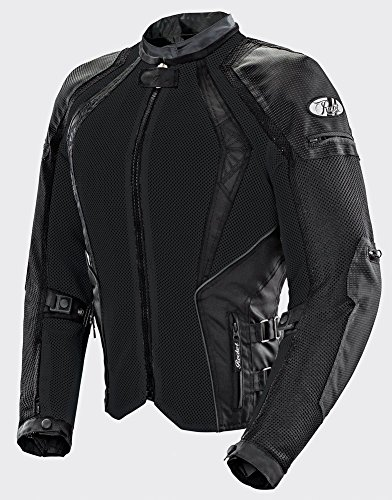 Joe Rocket Cleo Elite Womens' Textile Mesh Motorcycle Jacket
