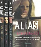 img - for Alias [4 Novels] (Vanishing Act/Close Quarters/Sister Spy/Free Fall) book / textbook / text book