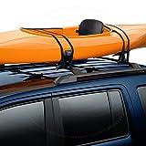 LT Sport SN#100000001177-237 for Nissan Surf Ski Mounted Carrier Rooftop Saddles Kayak Rack