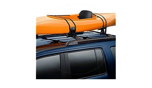 SUP Surf Vehicle Attachment Holder SCITOO Mounted on Car SUV Roof Rack Crossbar Kayak Rack Universal Saddles Kayak Carrier Canoe Ski