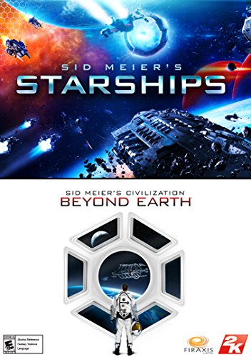 Sid Meier's Starships/Civilization: Beyond Earth Bundle [Online Game Code]