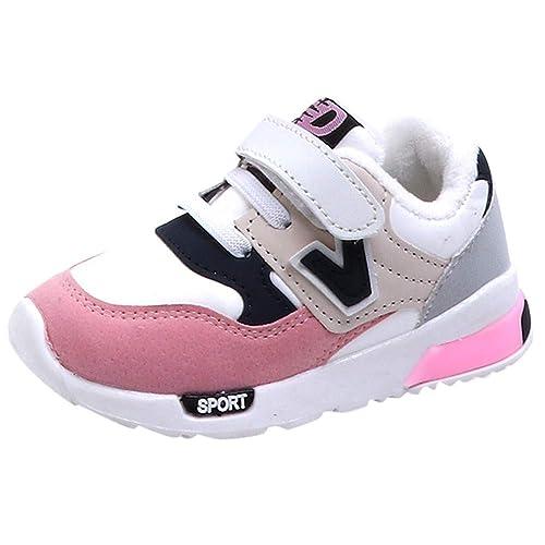 5c84b4fa524 Amazon.com   Vovotrade Toddler Baby Boys Girl Winter Warm Shoes ...